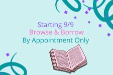 Browse & Borrow